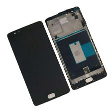 WOW For OnePlus 3 Three A3000 A3003 Assembly LCD Screen Touch Digitizer Frame