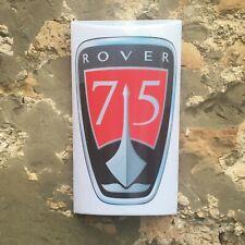 ROVER 75 LED ILLUMINATED LIGHT UP GARAGE SIGN PETROL GAS STATION AUTOMOBILIA