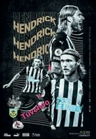 Newcastle United v Burnley PREMIER LEAGUE PROGRAMME 3/10/20! READY TO POST!
