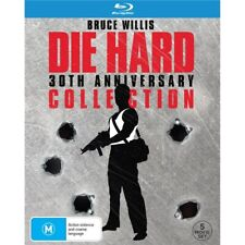 Die Hard 1-5 - 30th Anniversary Collection, Blu-ray