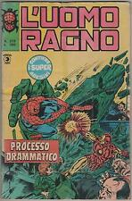 L' UOMO RAGNO corno # 213 PROCESSO DRAMMATICO dr. strange iron man devil ADESIVI