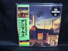 PINK FLOYD Animals JAPAN Mini LP CD 1977 10th SICP-5411 2017 10