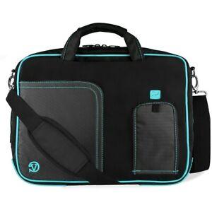 "VanGoddy Laptop Sleeve Shoulder Bag Carry Case For 15.6"" Dell Latitude/Vostro 15"