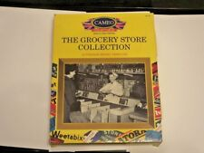 CAMEO COLLECTABLES  GROCERY STORE COLLECTION