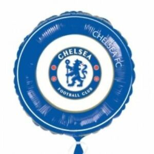 Amscan 18-inch / 45cm Chelsea FC Foil Balloon - New In Pack