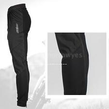 Men's Polyester Windproof Cycling Tights & Trousers