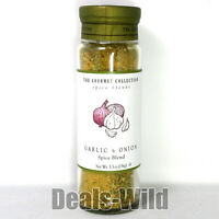 Garlic & Onion Seasoning Gourmet Collection Spice Blend 5.5oz