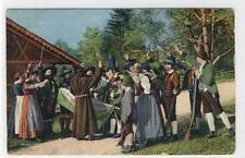 AK Jubiläumskarte, Heldenkampf Tirols, Schwur zur Fahne