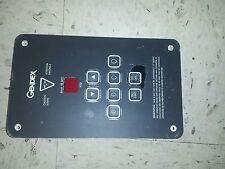 Gendex Pan Control Display 124-0111