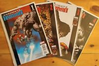 ULTIMATE HUMAN #1-4 (Complete Lot) (2008 MARVEL Comics) ~ VF/NM Book