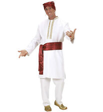 DELUXE BOLLYWOOD STAR INDIAN MAN FANCY DRESS COSTUME FILM MOVIE INDIA