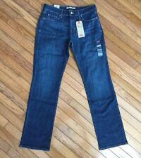 NWT Levis 505 Women's Straight Mid Rise Jeans Sz 10 Medium / W30 X L32