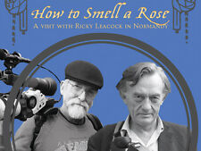 How to Smell a Rose: A Visit w/Ricky Leacock 2014 Les Blank G. Leibrecht NEW DVD