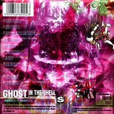 V.A. - Ghost In The Shell - Playstation Soundtrack CD (Sony, 1997)  rare