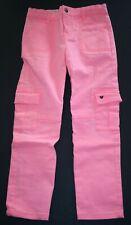 Las Mejores Ofertas En Rosa 100 Algodon Pantalones Cargo Para Ninas Ebay