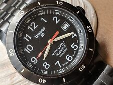 Traser H3 Divers Watch w/Heavy Duty PVD Coated All SS Case/Band,ETA 2824-2 Mvmt