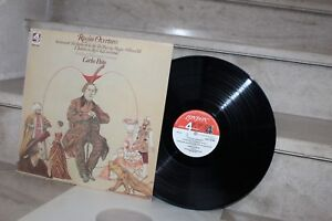 LP 33 t.  The Royal Philharmonic Orchestra – Rossini Overtures (1977)