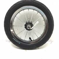 """INSTEP JOGGER Bicycle Front Quick Release Wheel 12"""" 1/2 W/ TIRE BABY TREND  #D18"""