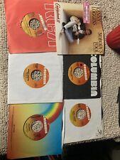 lot of 6-C different Kenny Loggins Rock Pop vinyl records 45