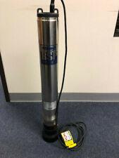 Strom 4 Inch Automatic Bottom Suction Cistern Pump - 25Gpm, 3/4Hp, 115V, 60Hz