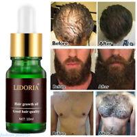 10ml Hair Beard Growth Essential Oil Hair Loss Care Liquid Medicine Treatments