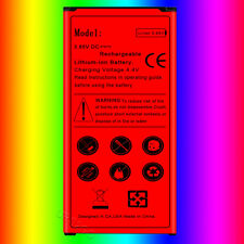 6190mAh Business Li-ion Battery F At&T Samsung Galaxy S5 Active G870A SmartPhone