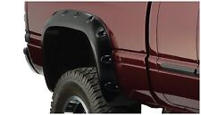 Bushwacker 50030-02 Pocket Style Fender Flares Fits Ram 1500 Ram 2500 Ram 3500