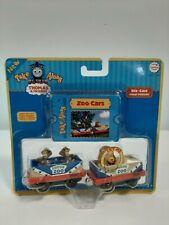 Thomas & Friends Take Along Die Cast Train - Sodor Zoo Cars - Brand New