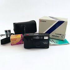 Yashica Minitec AF  |  35mm point and shoot camera  |  Film Tested and Working
