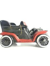 Vintage Car Planter Rubens Originals Made In Japan, 790 Red And Black