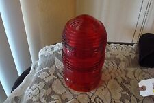 Industrial Pyrex Explosion Lamp Red
