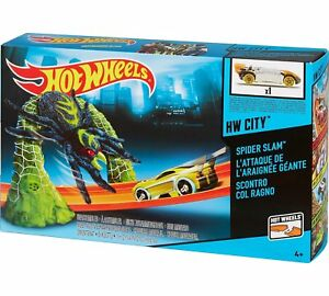 Hot Wheels Coil Play set Best Birthday or Christmas Gift For Kids Over 3 Years