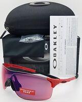 NEW Oakley EVZero Pitch sunglasses Redline Prizm Road 9383-0538 Red Zero GENUINE