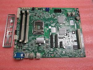 Intel Server Board LGA 1155 DDR3 PCI Express SATA microATX E49060-001