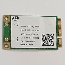Acer Extensa 5635G WLAN Karte Wifi Card Wireless 480985-001 512AN_MMW