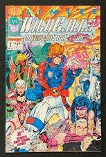 Image Comics Wildcats #1 Signed by Jim Lee