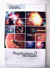 55910 Instruction Cheat Card 002 - Star Wars Starfighter - Sony PS2 Playstation