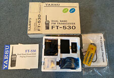 Yaesu FT-530 Dual-Band FM Ham Radio Transceiver NIB