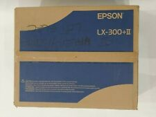 Imprimante Matricielle Epson LX-300+II   NEUVE