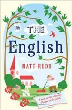 The English: A Field Guide, New, Rudd, Matt Book