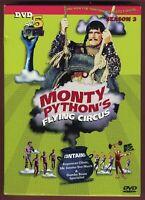 Monty Python's Flying Circus New DVD Set 5 Season 3 BBC TV Comedy Cleese Gilliam