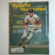 July 30,1962 Sports Illustrated Magazine Ken Boyer of St Louis