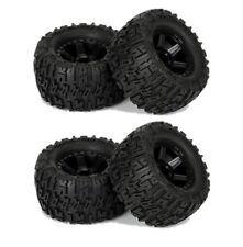 "Proline Trencher 2.8"" Tires Desperado Wheels Front & Rear Traxxas Stampede 4x4"