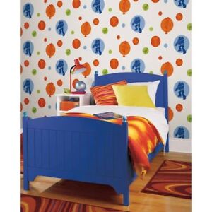 Disney Toy Story Circles & Silhouettes childrens Wallpaper DK5827 FREE POSTAGE