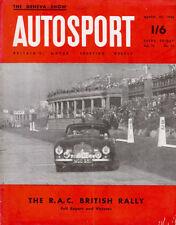 Autosport March 23rd 1956 * RAC RALLY *
