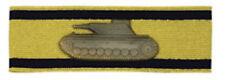 German OKW Army Tank Kill Orden Uniform G Merit Patch Medal Badge Panzer Order S