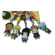 Set 5 Strap / Phonestrap Naruto