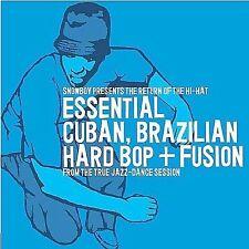 Hi-Hat, Vol. 2: Essential Cuban & Brazilian Hard Bop by Various Artists (Vinyl,…