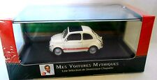 Fiat Abarth 595 SS 1957 ATLAS COLLECTIONS 143 D.CHAPATTE 2891 017