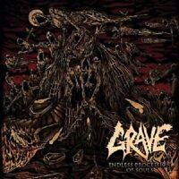 "GRAVE ""ENDLESS PROCESSION OF SOULS""  CD NEU"